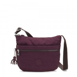 Black Friday 2020 - Kipling ARTO S Small Cross-Body Bag Dark Plum