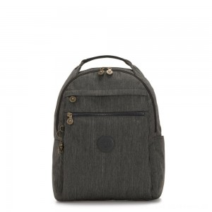 Black Friday 2020 - Kipling MICAH Medium Backpack Black Indigo