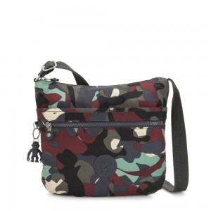 Black Friday 2020 - Kipling ARTO Shoulder Bag Across Body Camo Large