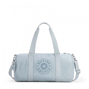 Kipling ONALO Multifunctional Duffle Bag Mellow Blue C