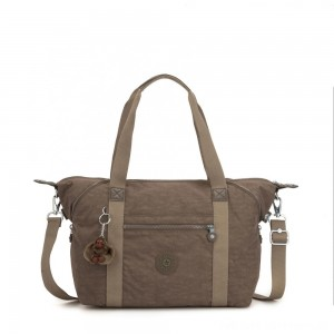 Black Friday 2020 - Kipling ART Handbag True Beige