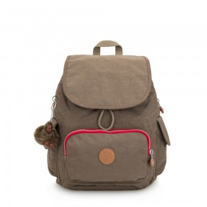 Black Friday 2020 - Kipling CITY PACK S Small Backpack True Beige C