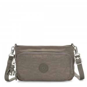 Kipling MYRTE Small 2 in 1 Crossbody and Pouch Seagrass