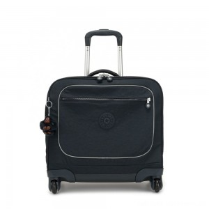 Black Friday 2020 - Kipling MANARY 4 Wheeled Bag with Laptop protection True Navy