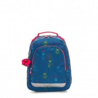 Black Friday 2020 - Kipling CLASS ROOM S Small backpack with laptop protection Rocking Monkey
