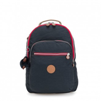 Black Friday 2020 - Kipling CLAS SEOUL Large backpack with Laptop Protection True Navy C