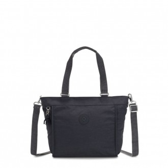 Black Friday 2020 - Kipling NEW SHOPPER S Small Shoulder Bag With Removable Shoulder Strap Night Grey
