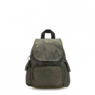 Black Friday 2020 - Kipling CITY PACK MINI City Pack Mini Backpack Satin Camo