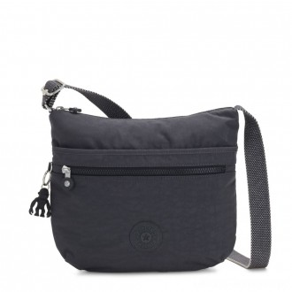 Black Friday 2020 - Kipling ARTO Shoulder Bag Across Body Night Grey