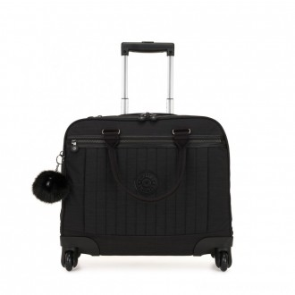 Black Friday 2020 - Kipling NETSIA Wheeled Computer Bag True Dazz Black