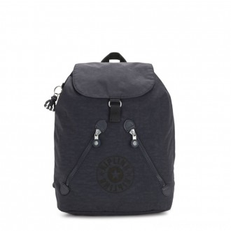 Black Friday 2020 - Kipling FUNDAMENTAL NC Backpack with 2 Zipped Pockets Night Grey Nc