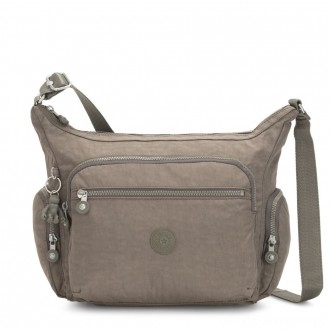 Black Friday 2020 - Kipling GABBIE Medium Shoulder Bag Seagrass