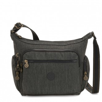Black Friday 2020 - Kipling GABBIE Medium Shoulder Bag Black Indigo
