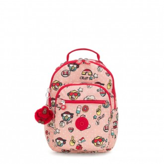 Black Friday 2020 - Kipling SEOUL GO S Small Backpack Monkey Play