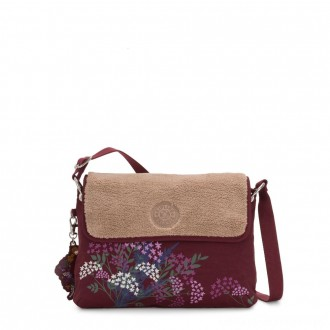 Kipling JAMMU Medium Crossbody Bag Wind Of Nature J