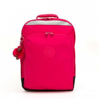 Black Friday 2020 - Kipling COLLEGE UP Large Backpack With Laptop Protection True Pink