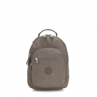 Kipling SEOUL S Small Backpack with Tablet Compartment Seagrass
