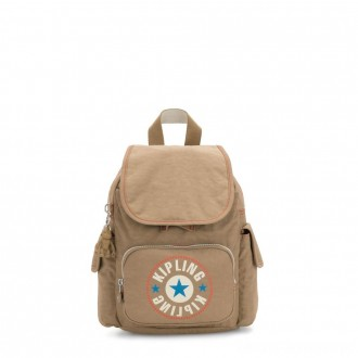 Kipling CITY PACK MINI City Pack Mini Backpack Sand Block