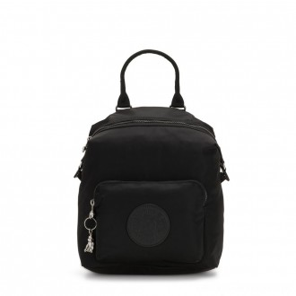 Kipling NALEB Small Backpack with tablet sleeve Galaxy Black