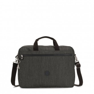Black Friday 2020 - Kipling KERRIS Small Laptop Bag Black Indigo Work