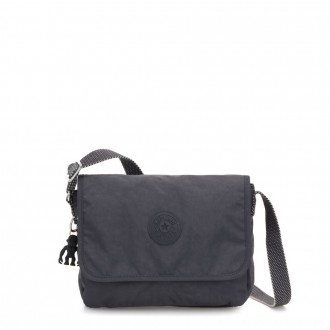 Black Friday 2020 - Kipling NITANY Medium Crossbody Bag Night Grey