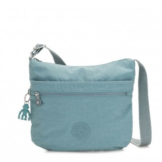 Black Friday 2020 - Kipling ARTO Shoulder Bag Across Body Aqua Frost