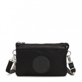 Black Friday 2020 - Kipling RIRI Small Cross-Body Bag Galaxy Black