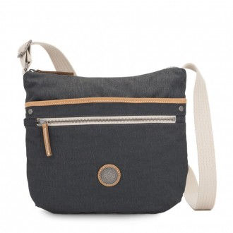 Black Friday 2020 - Kipling ARTO Shoulder Bag Across Body Casual Grey