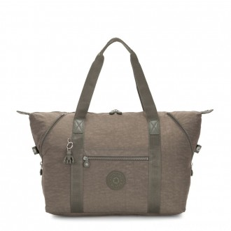 Black Friday 2020 - Kipling ART M Travel Tote With Trolley Sleeve Seagrass