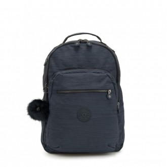 Black Friday 2020 - Kipling CLAS SEOUL Large backpack with Laptop Protection True Dazz Navy