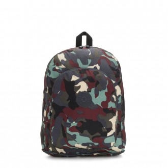 Black Friday 2020 - Kipling EARNEST Large Foldable Backpack Camo Large