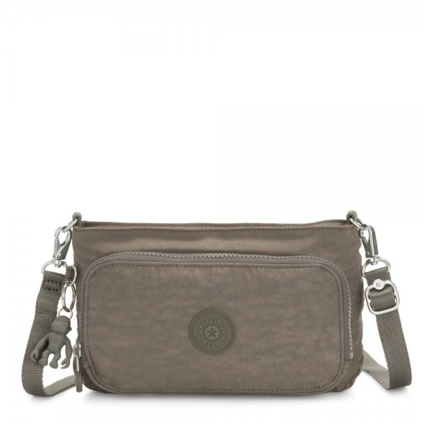 Black Friday 2020 - Kipling MYRTE Small 2 in 1 Crossbody and Pouch Seagrass