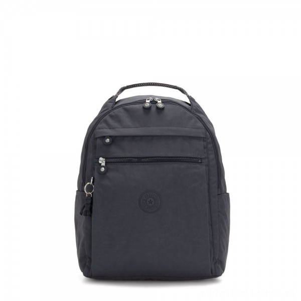 Black Friday 2020 - Kipling MICAH Medium Backpack Night Grey