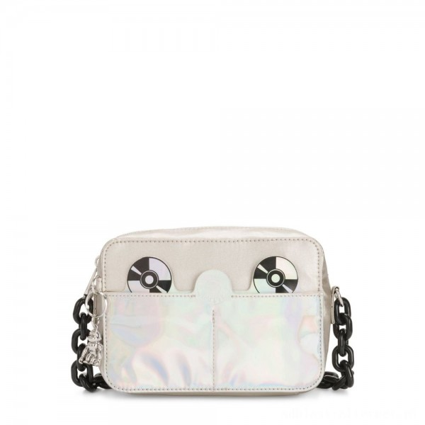 Kipling ALRA Small Crossbody with Chain Style Strap Cd Block