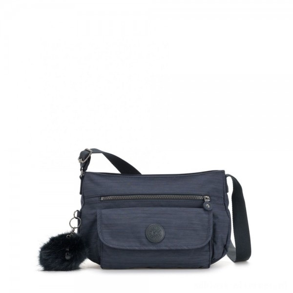 Black Friday 2020 - Kipling SYRO Medium Crossbody True Dazz Navy