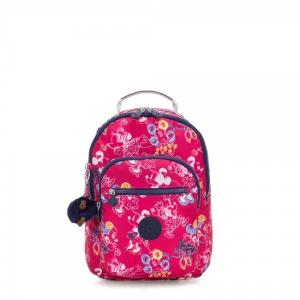 Black Friday 2020 - Kipling D SEOUL GO S Small Backpack with tablet protection