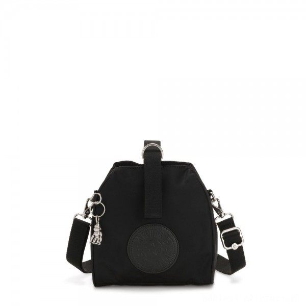Black Friday 2020 - Kipling IMMIN Small Shoulder Bag Galaxy Black