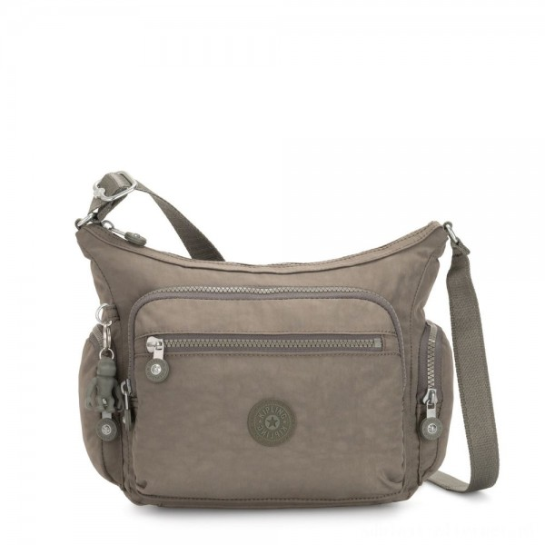 Black Friday 2020 - Kipling GABBIE S Crossbody Bag with Phone Compartment Seagrass