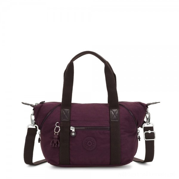 Black Friday 2020 - Kipling ART MINI Handbag Dark Plum
