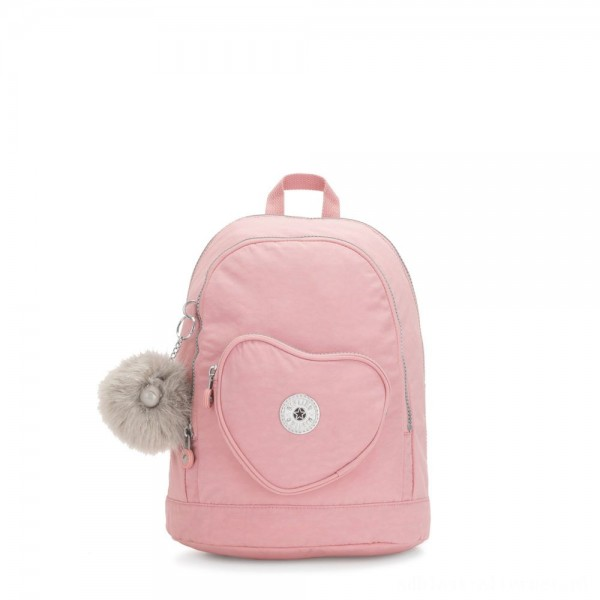 Black Friday 2020 - Kipling HEART BACKPACK Kids backpack Bridal Rose