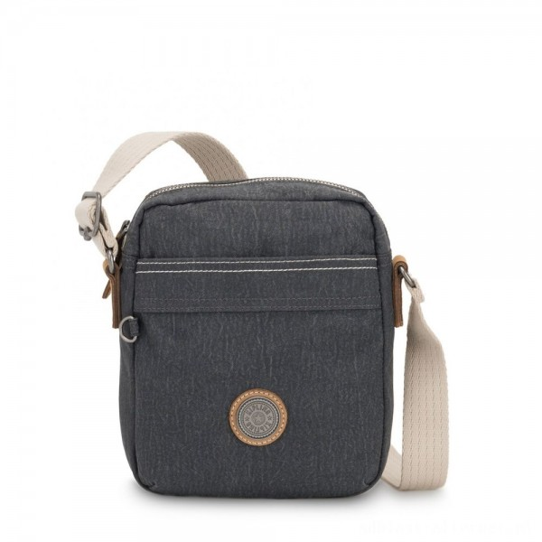 Black Friday 2020 - Kipling HISA Small Crossbody bag with front magneic pocket Casual Grey
