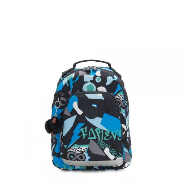 Black Friday 2020 - Kipling CLASS ROOM S Small backpack with laptop protection Epic Boys
